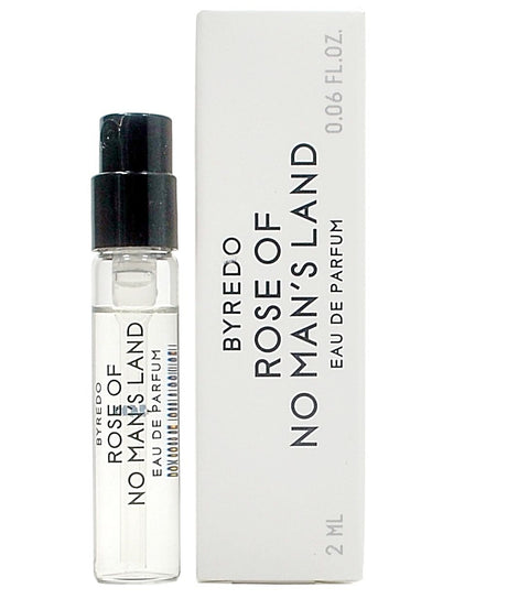 Rose Of No Man's Land by Byredo vial sample