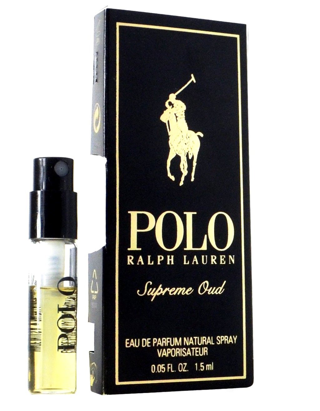 Polo Supreme Oud by Ralph Lauren Vial Sample