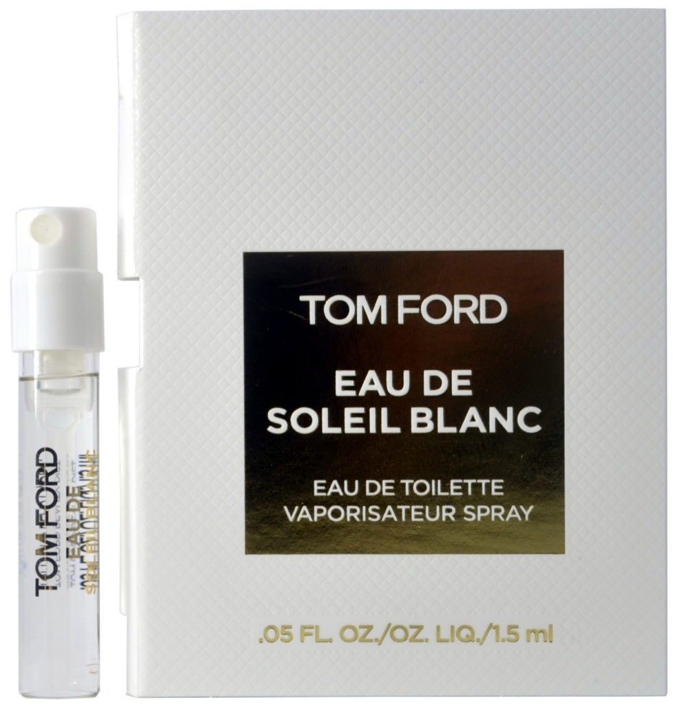 Eau Soleil Blanc by Tom Ford Vial Sample