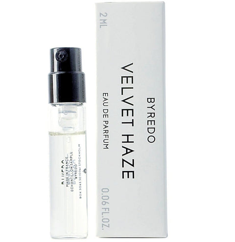 Velvet Haze by Byredo vial sample