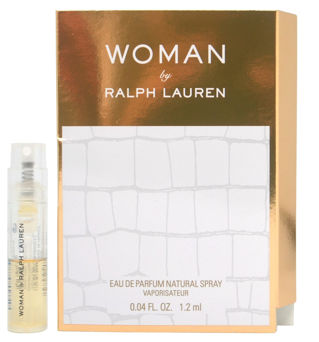 Ralph Lauren Woman Perfume Vial Sample