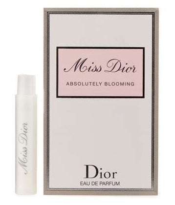 Miss Dior Absolutely Blooming Vial Sample