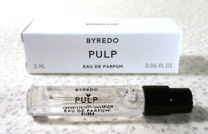 Pulp by Byredo vial sample