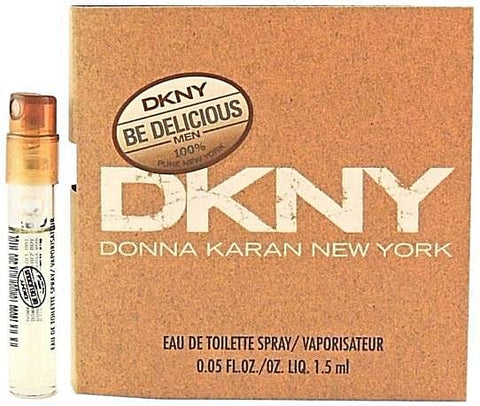 Be Delicious by DKNY Vial Sample For Him