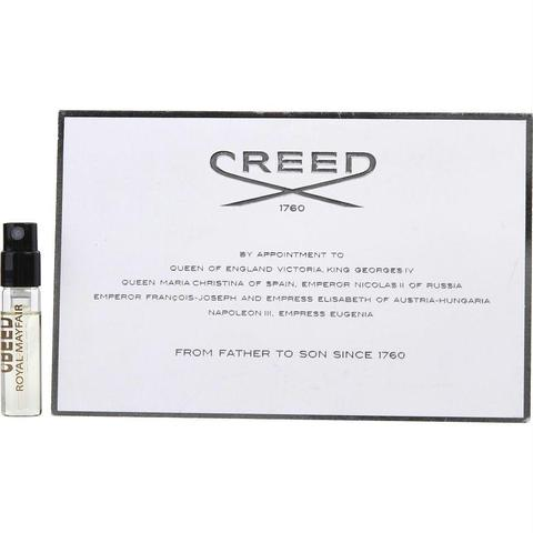 Creed Royal Mayfair Vial Sample
