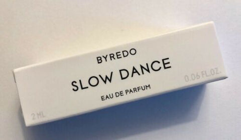 Slow Dance by Byredo vial sample 2 ml - 0.06 oz