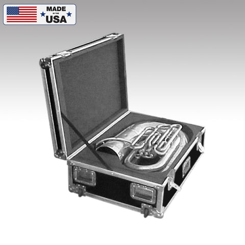 Custom Tuba Music Road Case for Kanstul Instrument