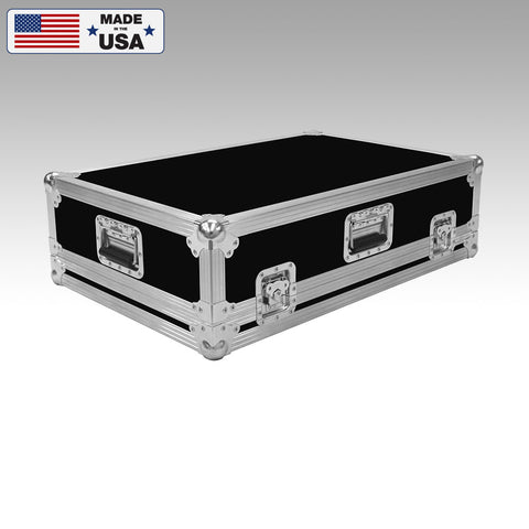iWorks Custom Metal Salesman Demo Road Case
