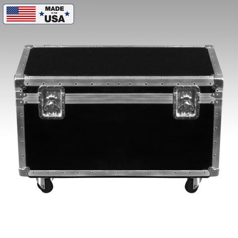 Double Chain Motor Custom Road Case