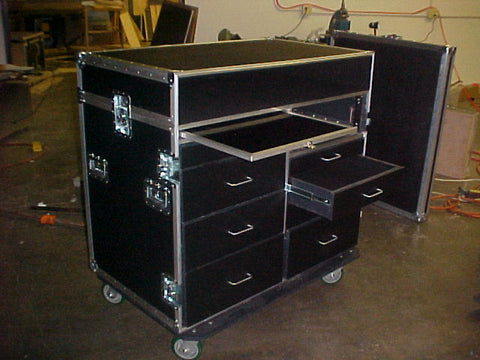 Chayanne Custom Guitar Tech Production Workbox