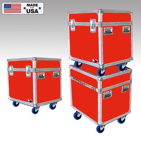 Single Moving Head Custom Road Case