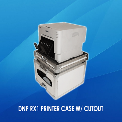 DNP RX1 PRINTER CASE W/ CUTOUT