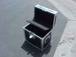 Hollywood Rental Light Fixture Custom Road Case