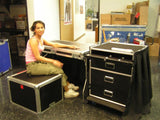 Custom 3 Drawer Production Office Workbox