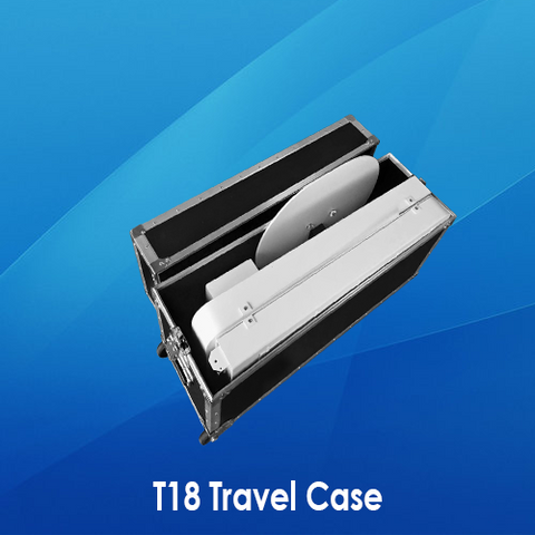 18D TRAVEL ROAD CASE