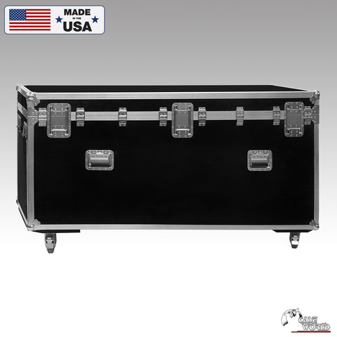 Custom 9 Piece Drum Trunk Super Duty Road Case