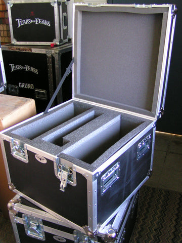 Cineflex Axys Computer Control Head Custom Road Case