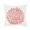 Pillow Cover, Coral Bunga
