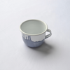 Enamel Gray/Blue Paint Mug