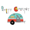 Happy Camper Print
