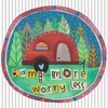 Camp More Worry Less Print