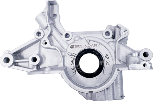 Miata\Escort High Flow Assembled Oil Pump W/Billet Gears