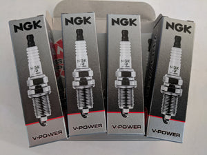 NGK BKR7E Spark Plugs (pk of 4)