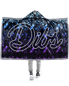 OVERDRIVE HOODED BLANKET