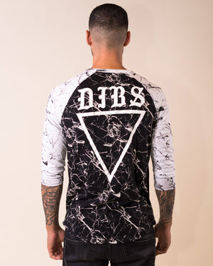 SET IN STONE RAGLAN
