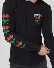 TWIN ROSE LONG SLEEVE