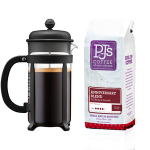 Bodum French Press Coffee Bundle