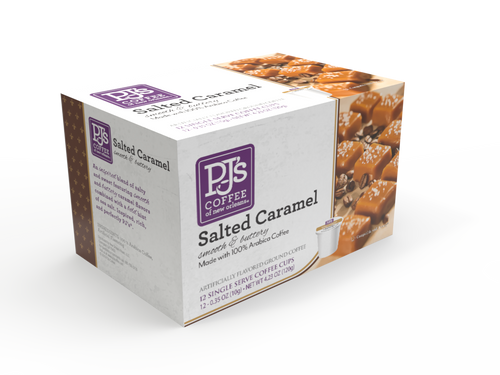 Salted Caramel Single Serve Box