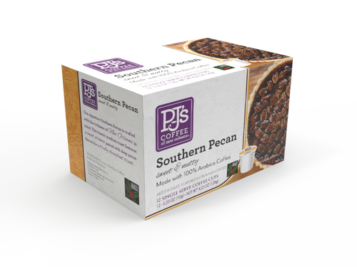 Southern Pecan Single Serve Box