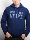 The Marble Jar Wild Heart Hoodie