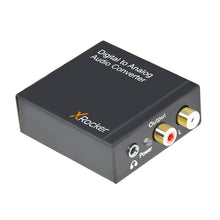 X Rocker Legacy Adapter (Toslink/Digital to Analogue Converter)