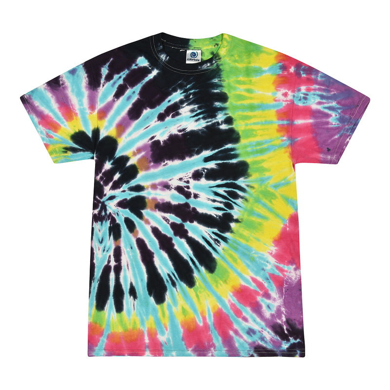 Tie Dye Short Sleeve - Flashback