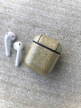 Gold Glitter AirPod Case