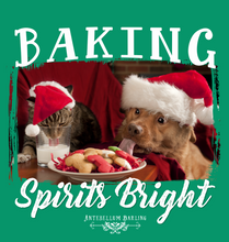 Baking Spirits Bright Long Sleeve-SIZE SMALL