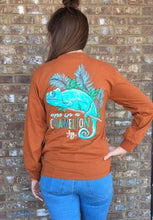 Chameleon - Long Sleeve - Texas Orange