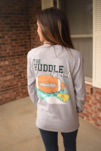 Huddle is Real Long Sleeve - Heather Gray