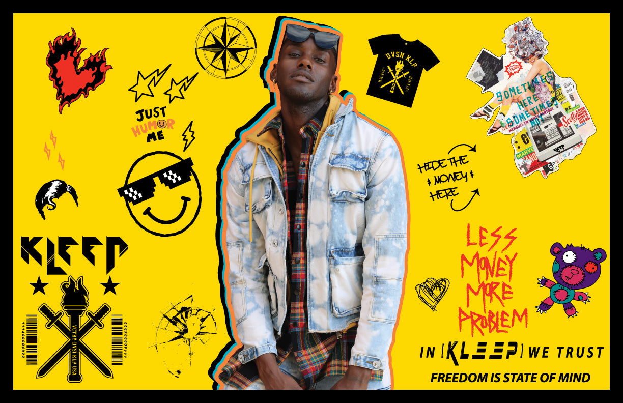 The Kleep Brand Shop has unique and trendy young men's urban street wear. Washed denim and jacket and hoodie all styles are available with the affordable price. Kleep clothing has stylish fit which catches eye and elastane gives you the best comfort