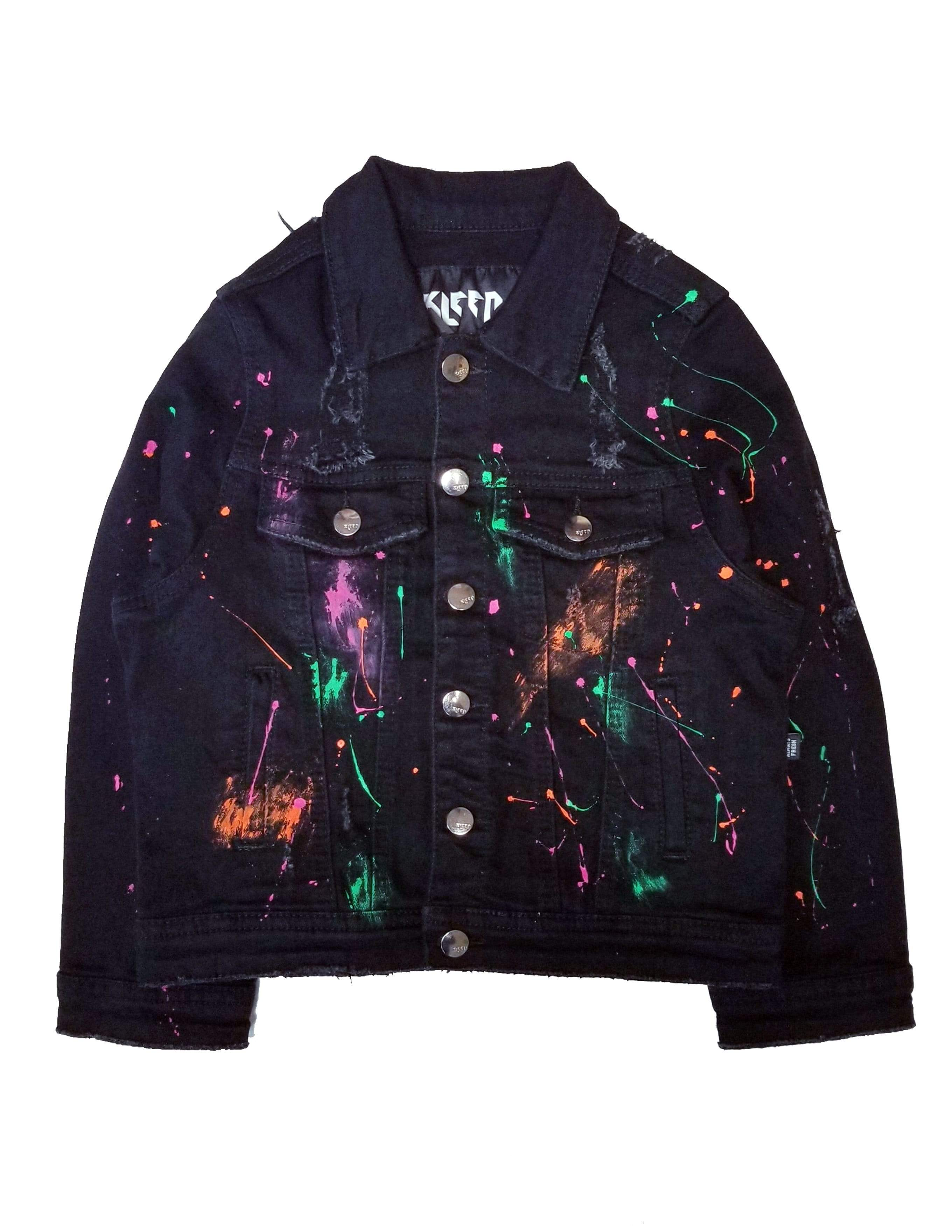 KLEEP Kid's Jacket Erie Kids Limited Denim Jacket