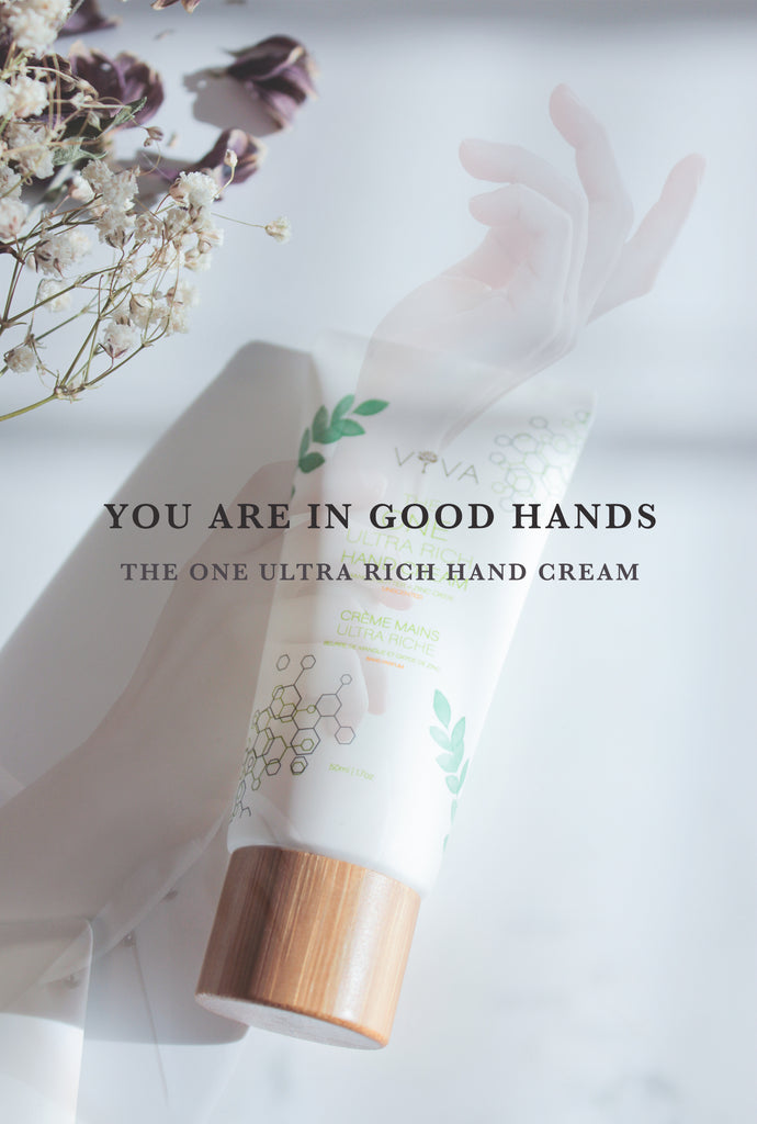 The One Ultra Rich Hand Cream