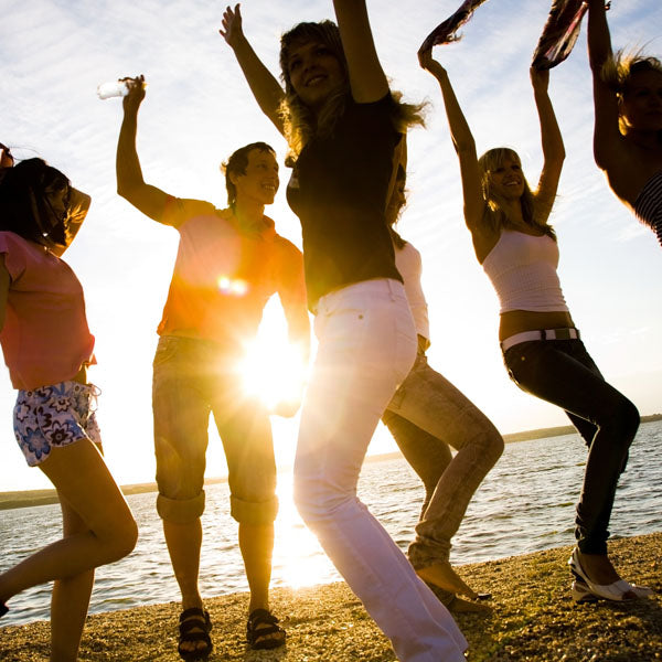 Dance, relax and loosen up in the Caribbean