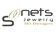 Soonets Jewelry 3D Designs Logo