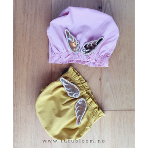 Angel wings bubble shorts Engel boble shorts