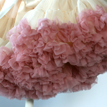 Champagne Dusty Rose Tutu