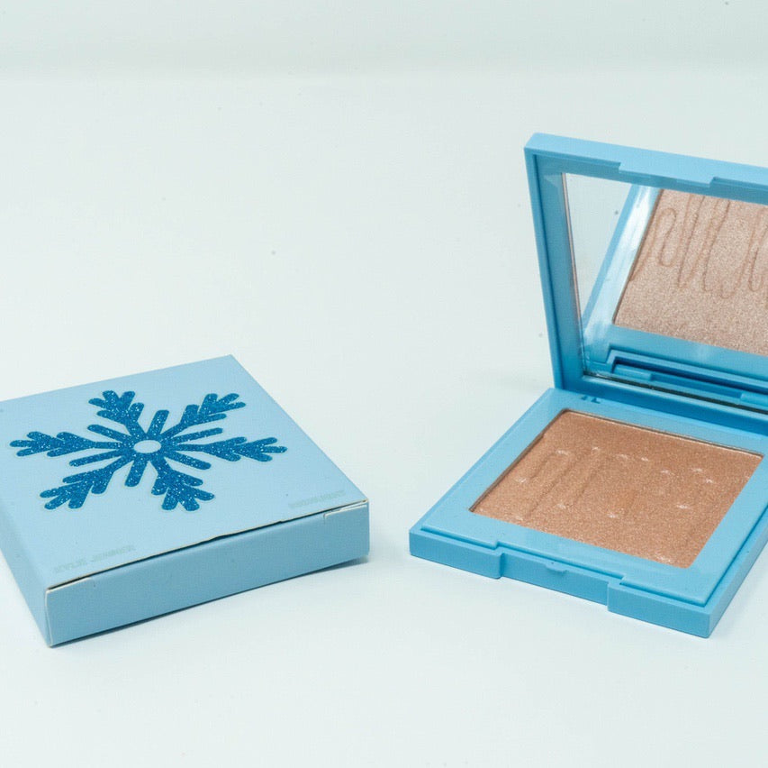 Kylie Jenner Highlighter from the Christmas Holiday Collection
