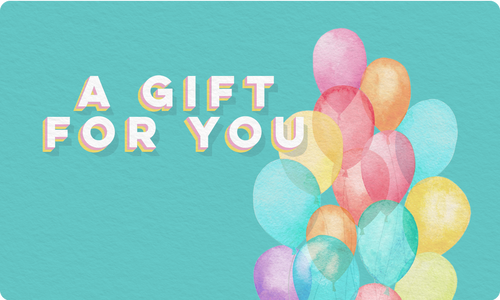 """A Gift for You"" E-Gift Card"