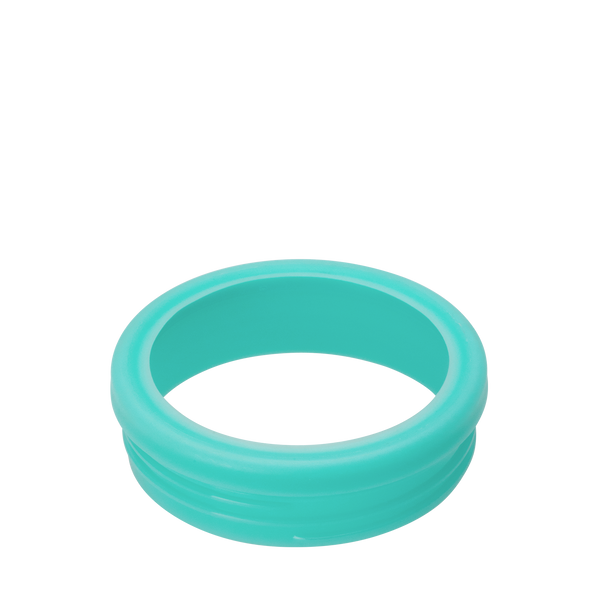 Replacement Ring - Aqua (12oz Skinny Can Cooler)